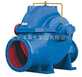 TPOW80-220C,TPOW中开蜗壳式双吸离心泵,TPOW蜗壳式中开泵