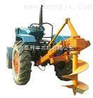 大型挖坑机,大型拖拉机牵引挖坑机