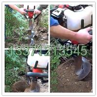 种树挖坑机报价 河北汽油机种树挖坑机