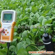 土壤水分测定仪与植物吸收土壤水分量