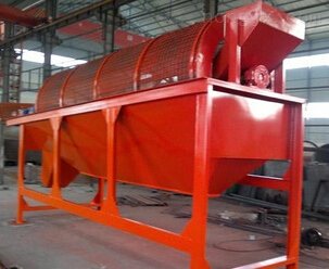 转鼓造粒复合肥设备---鑫福复合肥生产设备