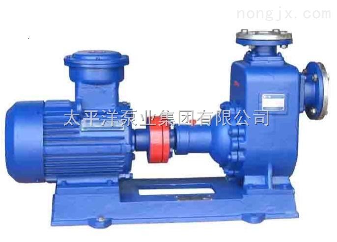 ZXB防爆型自吸式离心泵