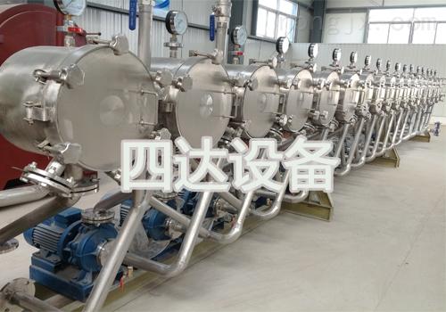 中小型豌豆淀粉机械