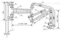 南京昂骞生产|船用输油臂、单管输油臂、船用臂质量强