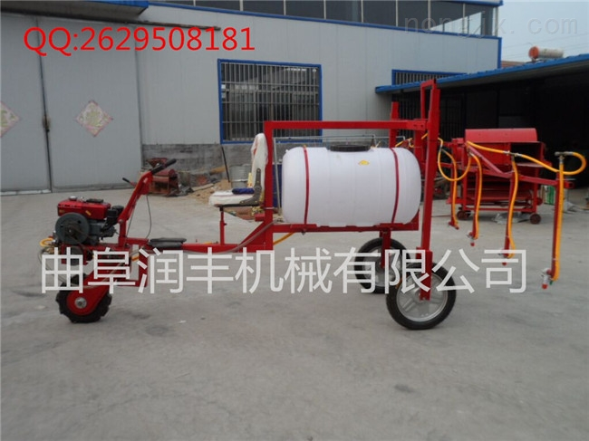 自走式农用打药车 农田高压喷雾器 机动性强的喷雾器