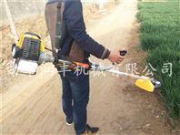 泥田水稻收割机 园林修剪割草机 手推式本田剪草机