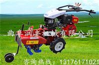 农用耕整平地机 多功能开沟培土机 186柴油微型管理机