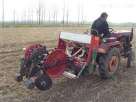 拖拉机带的谷子精播机 蔬菜播种机厂家