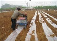 玉米地膜覆盖播种机 地膜覆盖机价格
