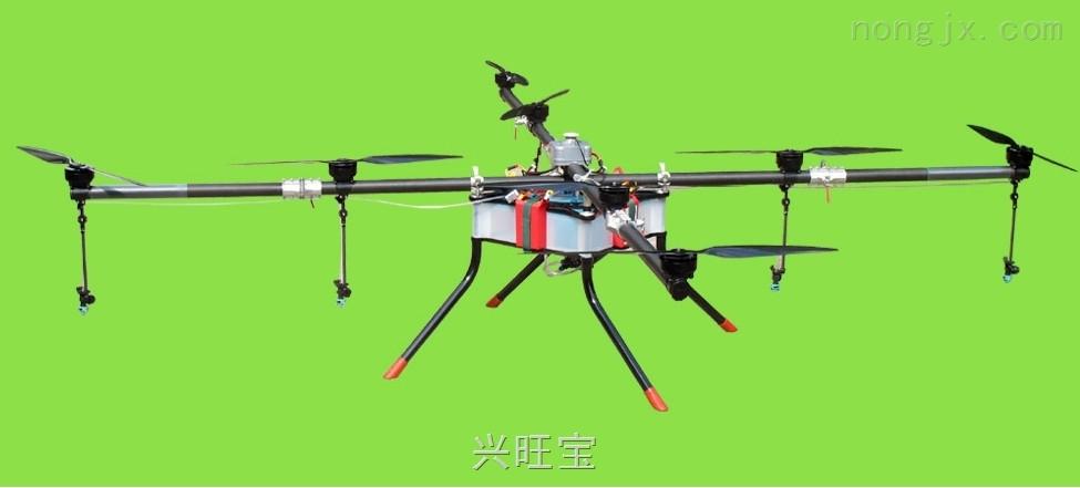 植保无人机 该型无人飞机有飞行平台