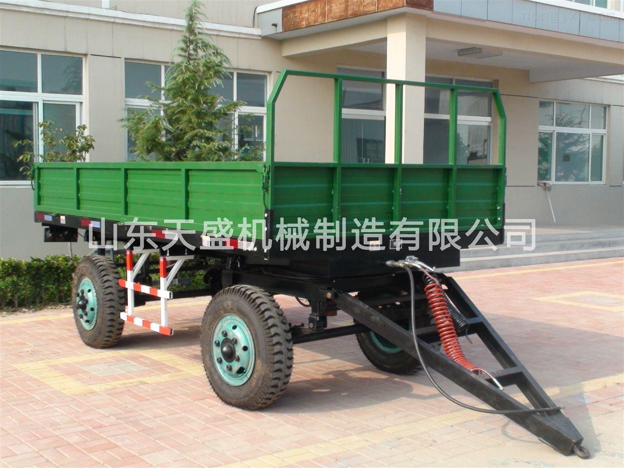 自卸拖車,四輪農用拖車,農用機械,運輸設備,拖車