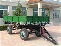 自卸拖车,四轮农用拖车,农用机械,运输设备,拖车