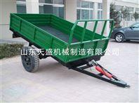 大量供应多种吨位二轮农用拖车