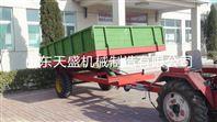 天盛机械大量供应欧式拖车
