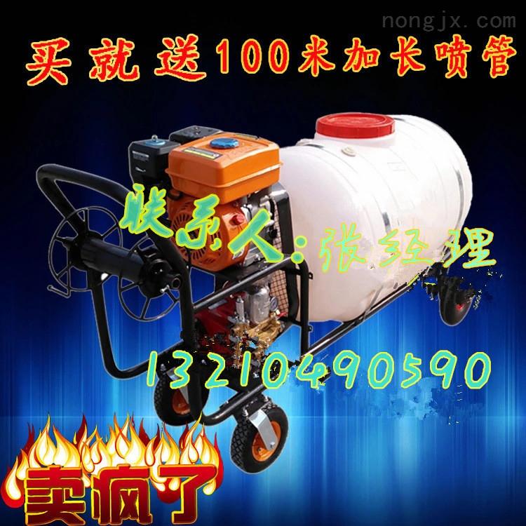 FX-PWQ-大面积打药作业三轮车打药机 汽油柴油三轮自走式打药车