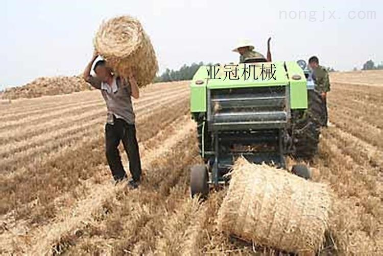 农用打捆机 小麦秸秆收获机