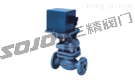铸钢高温高压电磁阀,法兰式高温高压电磁阀,常闭式高温高压电磁阀