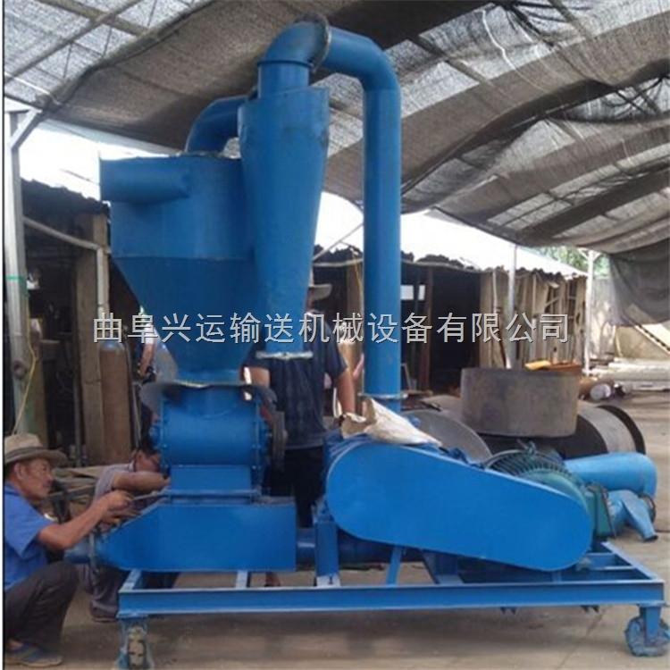 QL-10-祁门县供应大量吸粮机 大型罗茨风机吸粮机