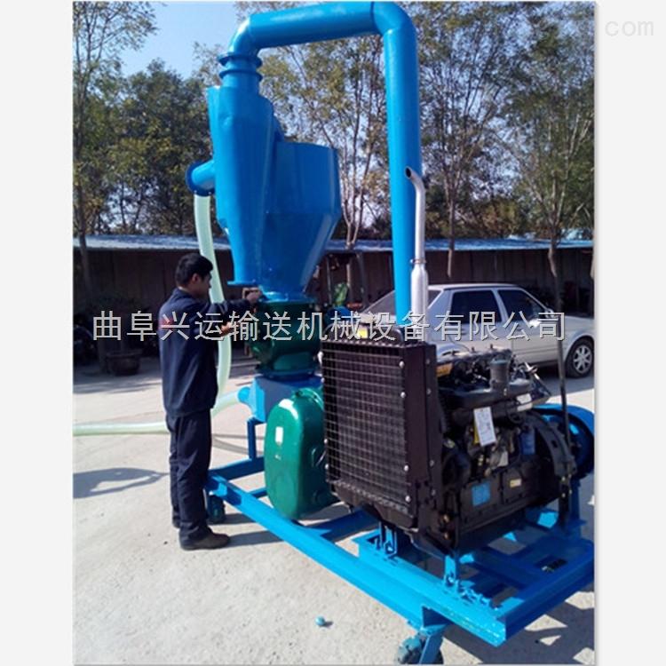 移动式气力吸粮机 气料分离器的装置 吸粮机加工