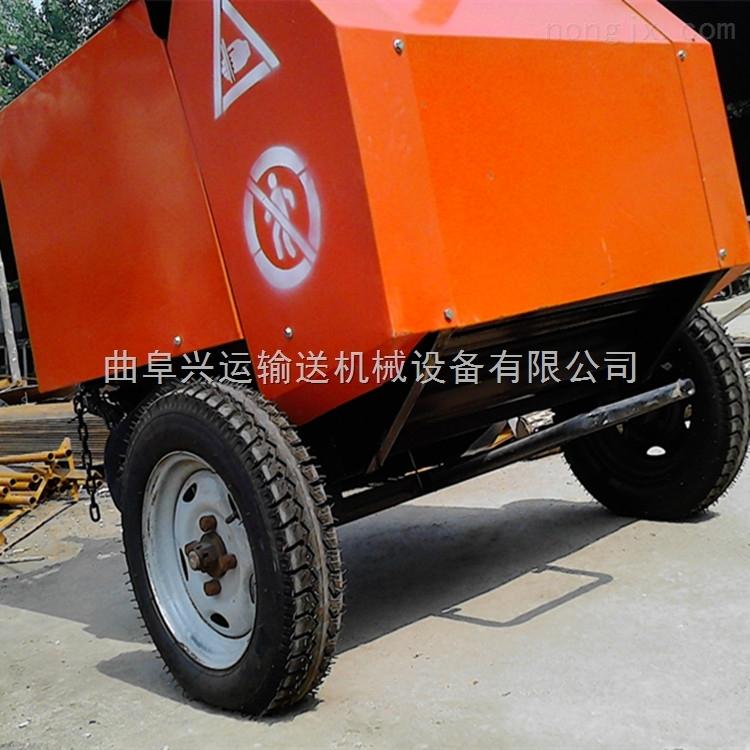 牧草打捆机出厂价格 自动捡拾行走打捆机