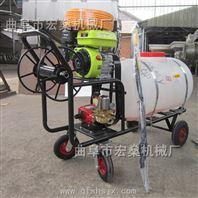 汽油农药喷雾器 高压四冲程喷雾器 手推式喷雾机
