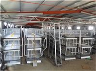 养殖笼具,价格实惠的蛋鸡笼养设备安装