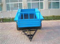 供应1.5吨液压自卸拖车 小四轮拖拉机配套运输车