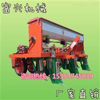 白菜香菜油菜精播机  拖拉机谷子播种机
