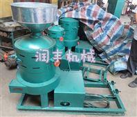 新款碾米机 水稻碾米机型号 水稻碾米磨面机