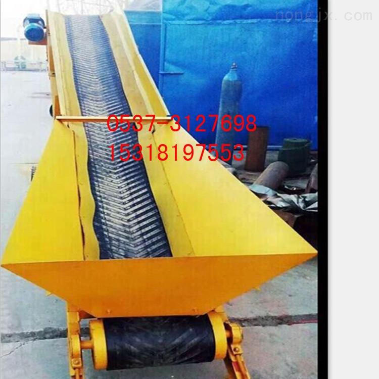 500-高效纸箱装车皮带机 不锈钢网带输送机 曹
