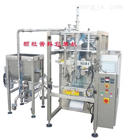 天津包装机|天津颗粒酱料包装机—豆豉辣椒酱包装机