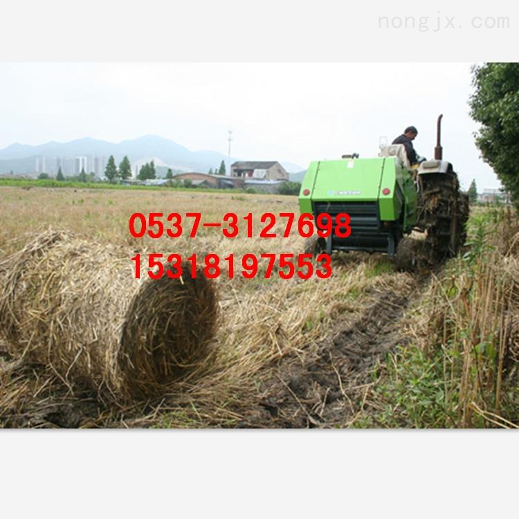 KM650-P-甘草药材收获机图片 玉米秸秆捡拾打捆机厂家曲阜汇众y2