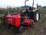 粉碎玉米秸秆打捆机 回收秸秆打捆机