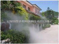 房山区电子厂喷雾加湿工程