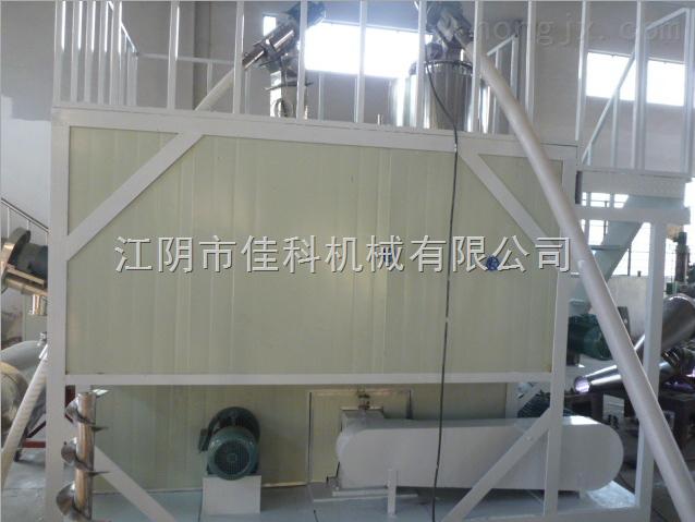 玻璃钢树脂低温粉碎机 环氧树脂液氮磨粉机 不饱和聚脂树脂粉碎机