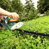 汽油绿篱机工作效率