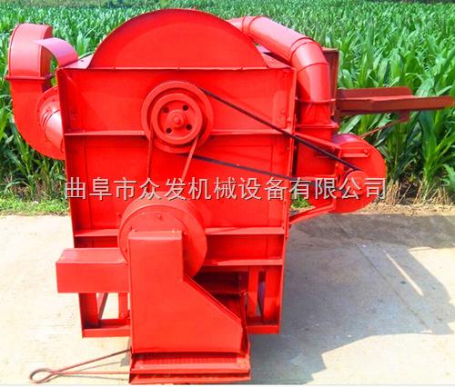 淮安家用小型水稻脱粒机 谷糠分离打麦机