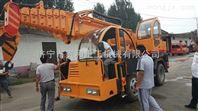 出售8吨自制吊车产品寿命长,效率高