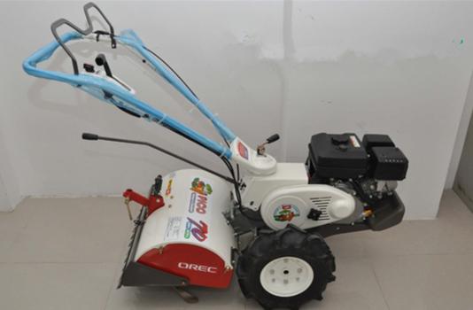 奥力士小型松土机自走式大棚微耕机